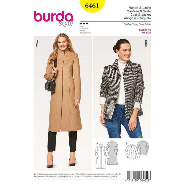 1374 besten burda Bilder auf Pinterest | Schnittmuster ...