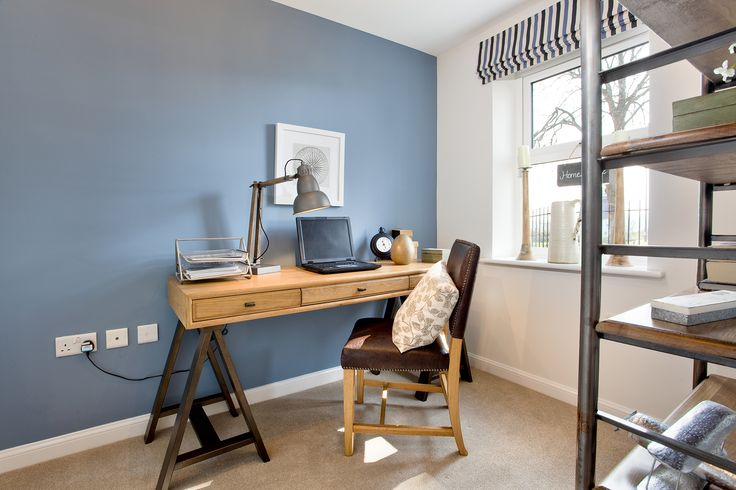 Home office in The Canterbury at Charlton Hayes in Bristol | Bovis Homes