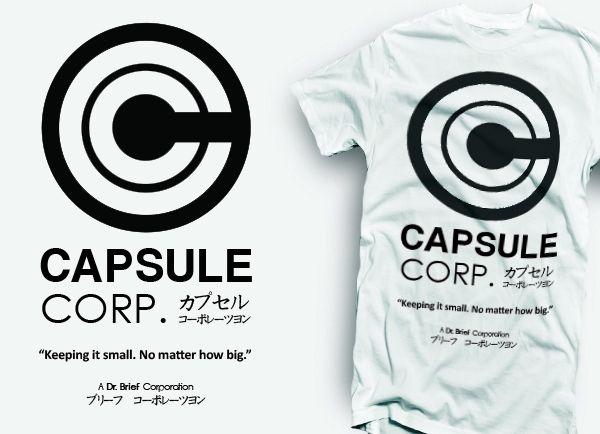 Capsule Corps Logo Capsule Corp Raglan t Shirt
