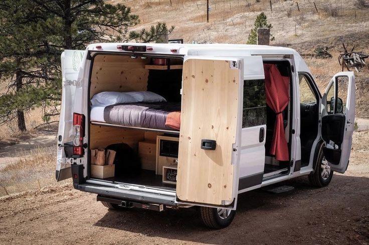 The Biggie Dodge Ram ProMaster Van Conversion by Native