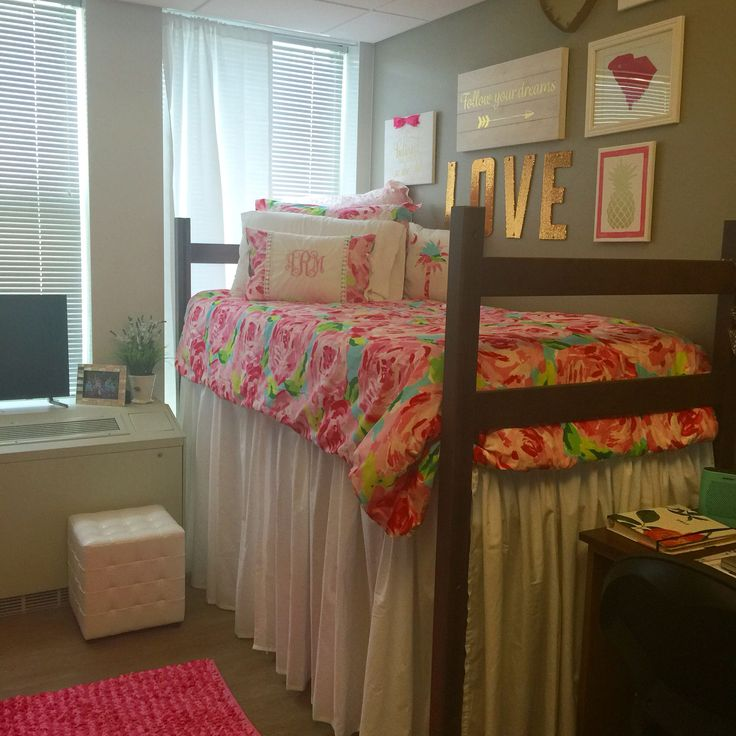 Dorm Room Patterson Hall University Of South Carolina