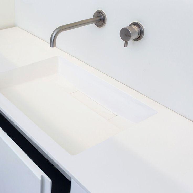 COCOON MONO 01/100 WANDARMATUR MIT EINHANDMISCHER EDELSTAHL MATT – EM Design Handel ist Ihr Spezialist für klassische und zeitlose Architektur