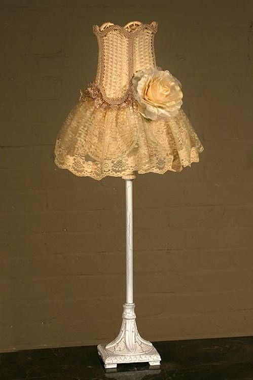 Lamp Shades Near Me Endearing 735 Best Shabby Chic Lamp Images On Pinterest  Lampshades Shabby Review