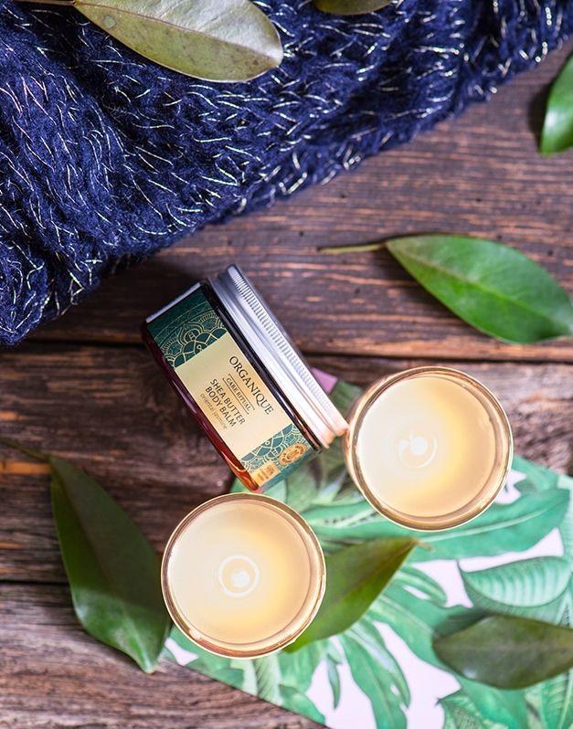 Balsam z masłem Shea Oriental Jasmine