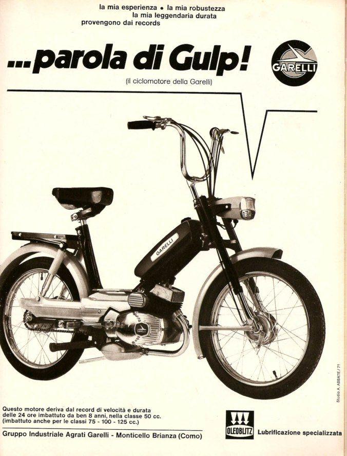 Garelli Gulp.   the marquis