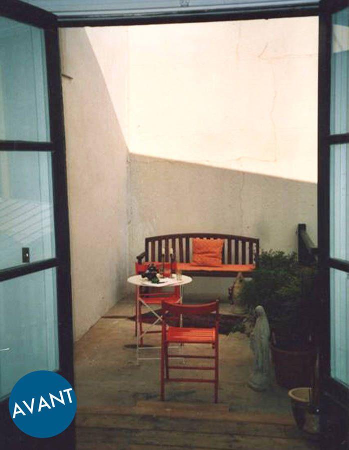 Les 25 meilleures idées concernant balcon avant après sur ...