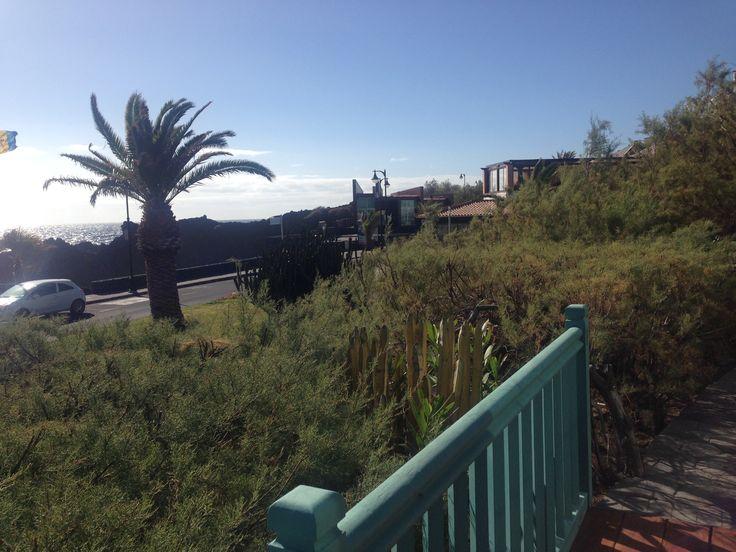 Todays dive site opposite haciënda san Jorge restaurant Is tourist Office los Cancajos