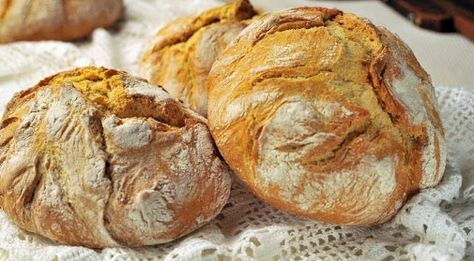 Σπιτικό ψωμί με προζύμι. Μάθετε τα μυστικά του προζυμιού!   Φτιάξτο μόνος σου - Κατασκευές DIY - Do it yourself