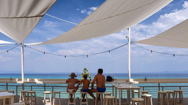 Agora Beach - Greek Restaurant & Beach Bar, Kriopigi, Halkidiki