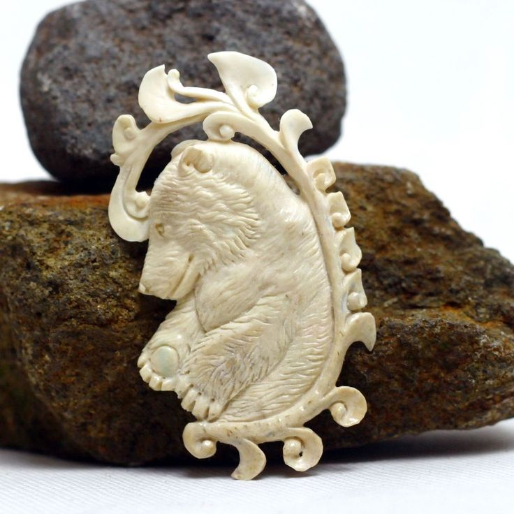 Best bone carving images on pinterest pendants wood