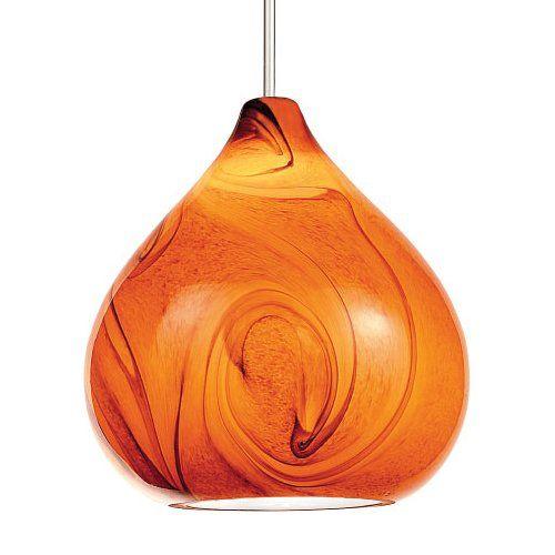 shop wac lighting mp 933 am allure truffle mini pendant at atg stores browse mini pendant orange