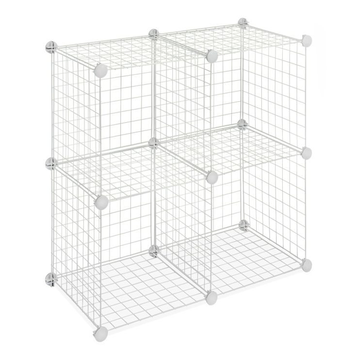 Fine Stackable Wire Shelving Wire Shelving Cube Storage Download Free Architecture Designs Embacsunscenecom