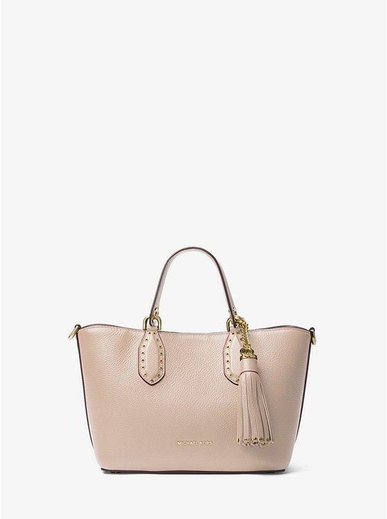 325067001e Borsa a mano Brooklyn piccola in pelle | Handbags | Borse, Pelle ...