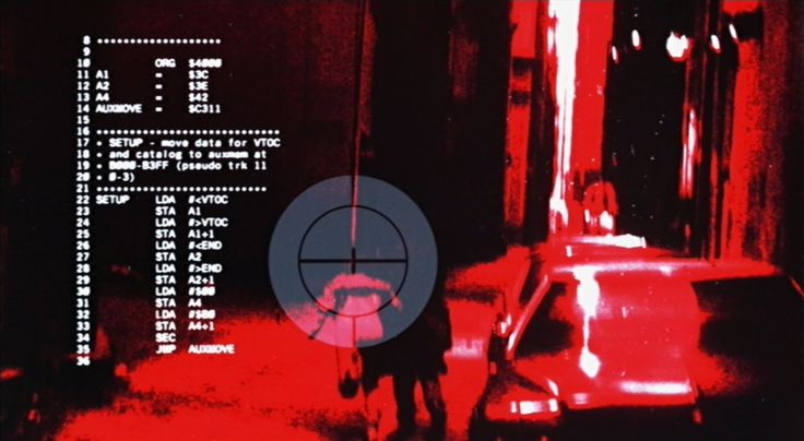 Terminator vision: anyone know if the code holds up?!