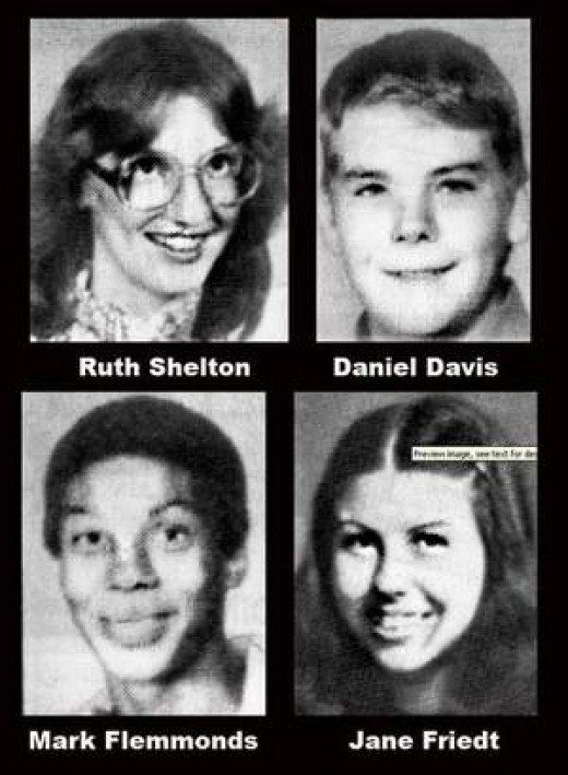 On November 18, 2013,  Indianapolis Television Station, WTHR-TV reported the State Police department is investigating a new theory in the cold case of the brutal murder of four Indianapolis teenagers.