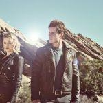"""Roswell"" Stars Brendan Fehr and Majandra Delfino Propose Sequel to Beloved…"