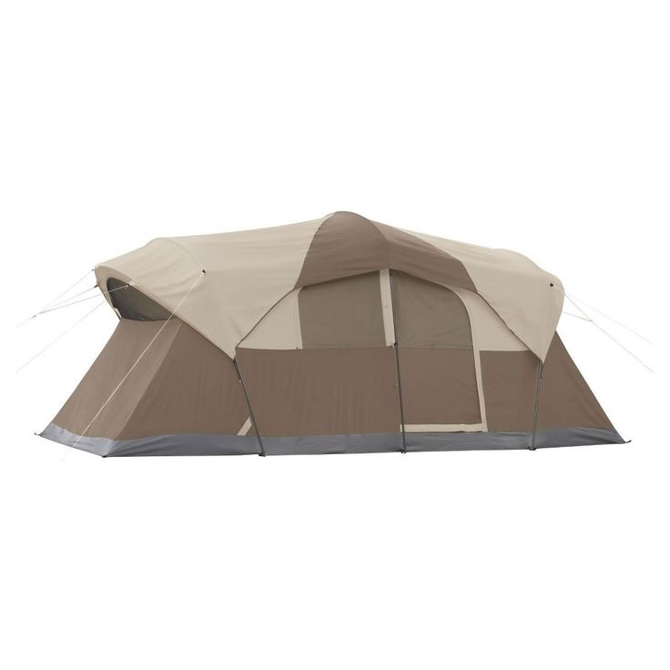 Coleman WeatherMaster 10-Person Tent, Brown