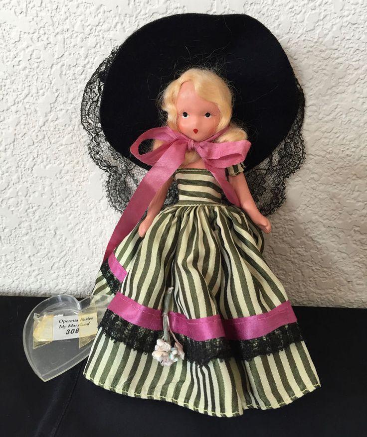 nancy ann storybook doll operetta series my maryland bisque painted eyes nancyann doll. Black Bedroom Furniture Sets. Home Design Ideas