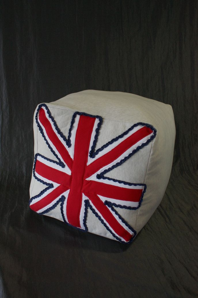 British cube made by Helvi