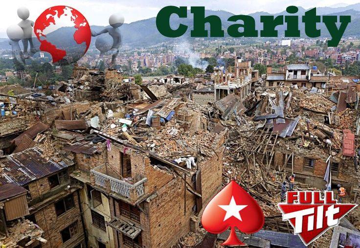 PokerStars, Full Tilt и игроки румов собрали $510 894 в помощь пострадавшим в Непале.  Сбор средств в помощь пострадавшим от природной катастрофы в Непале завершен. Результат - $510894.