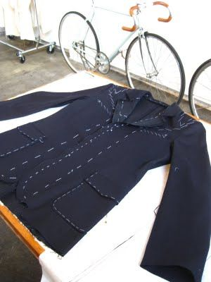 Busyman Bicycles: The Bicycle and the Jacket