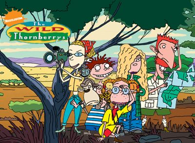 aaah!! i used to love this cartoon. i think it was caus of the animals though!