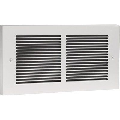 Cadet Register Plus Grill – White, Model# RMGW by Cadet