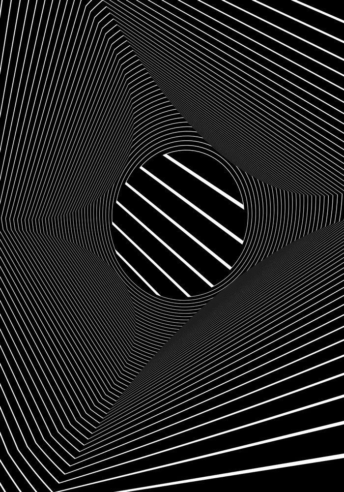 Spiral TWO Art Print by GMUNK   Society6