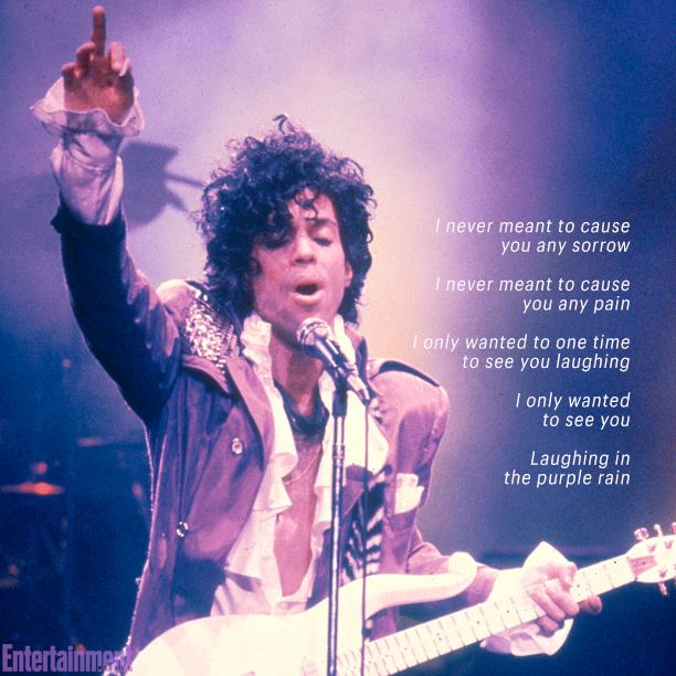 Such a sad day-April 21, 2016 was the end, but we'll keep partying like it's 1999 thanks to you. #prince