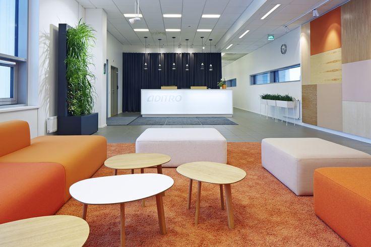 Aditro - Office Design — Design Office KOKO3