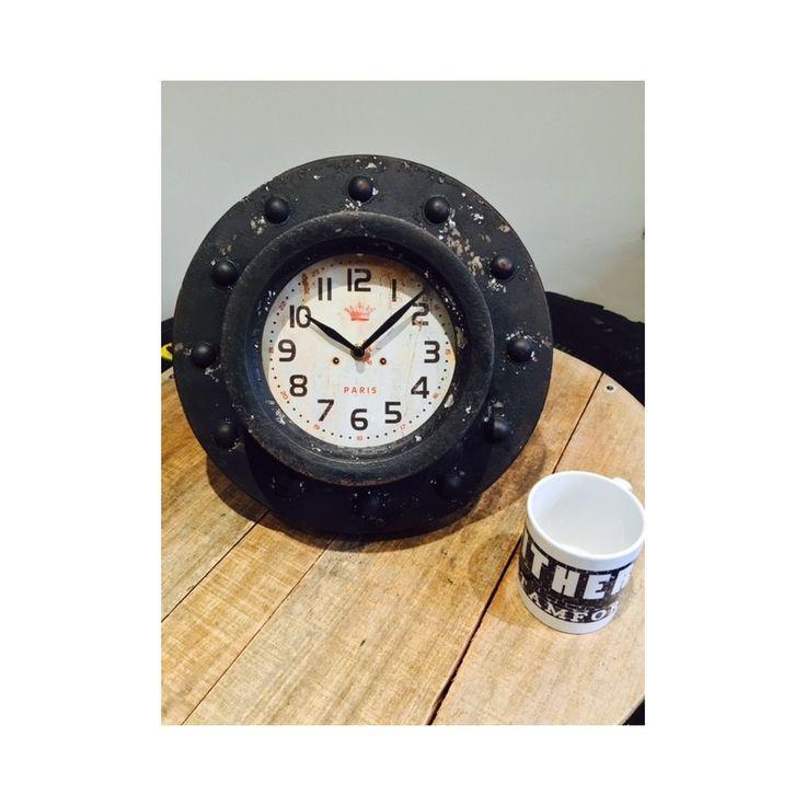 Vintage Nautilus Clock