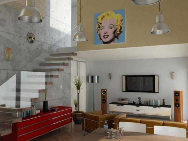 Moderne Ideen Wohnzimmer Einrichtung Entspannen | 14 Moderne Ideen Fur Wohnzimmer Einrichtung Die Die Sinne