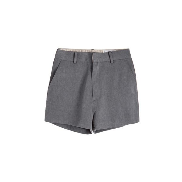 Soft Cool Shorts ($24) ❤ liked on Polyvore featuring shorts, bottoms and clothes - shorts