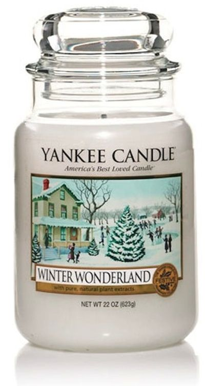 Scented Candles: Winter scents