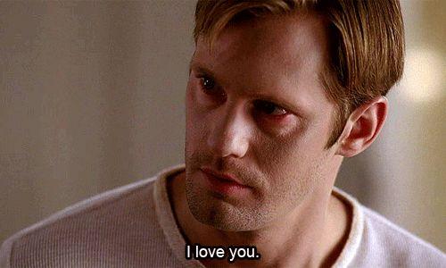 I love you, too, Eric. <3