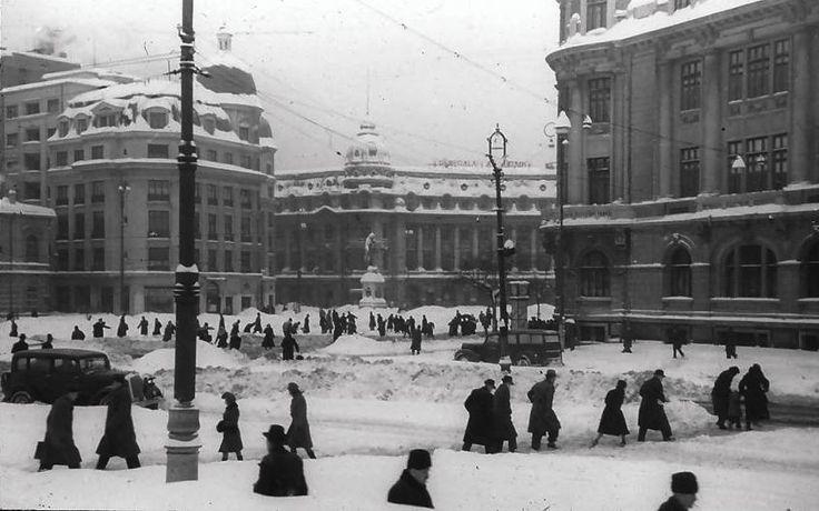 La Universitate, 1941 foto:Willy Pragher