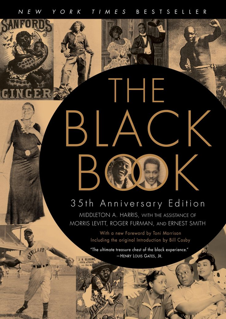 African American History | ... The Black Book': A Scrapbook of African American History - BV on Books