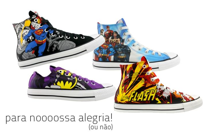Converse DC Comics.Converse All Stars, Shoes, Geek Stuff, Geek Convers, Dc Comics, Converse Dc, Batman, Things, Convers Dc