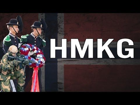 HMKG: Armed tin soldiers - YouTube