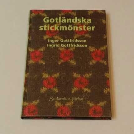 Gotländska Stickmönster via Svensk Hemslöjd. Click on the image to see more!