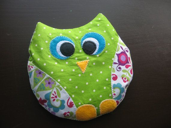 Hey, I found this really awesome Etsy listing at https://www.etsy.com/listing/150526771/owl-heating-pad-rice-pad-rice-pillow