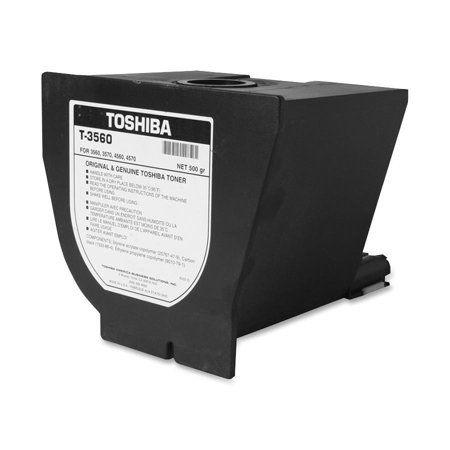 Toshiba, TOST3560, T3560 Copy Toner Cartridge, 1 E…