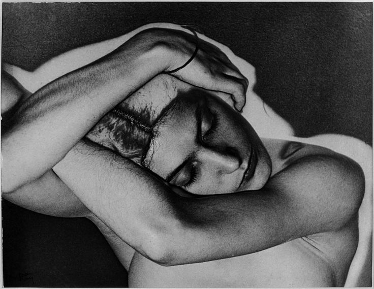 solarisation - Man Ray