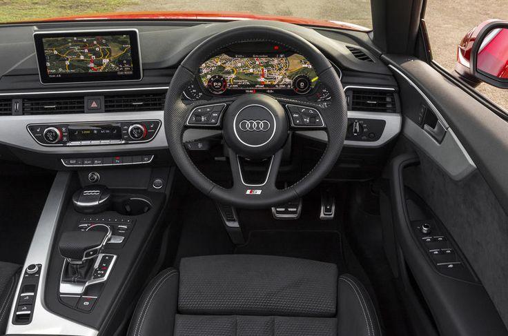 Audi A5 Cabriolet 2.0 TDI S tronic review #Audi #cars #car #quattro