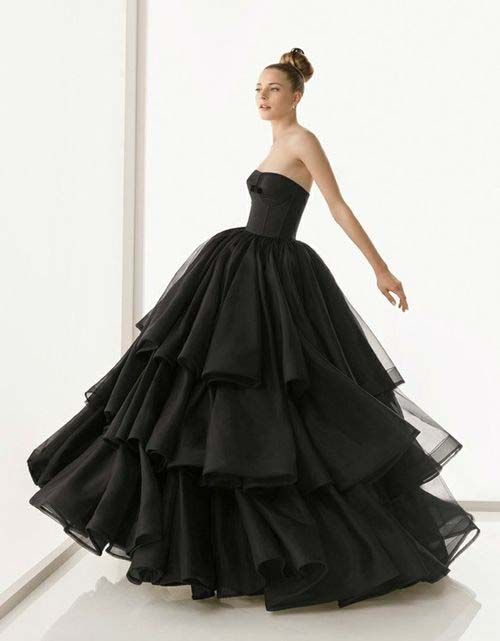 Google Image Result for http://bigdayguide.com/blog/wp-content/uploads/2012/09/black_wedding_gowns_6.jpg