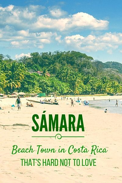 Sámara is not a town that often graces the pages of glossy magazines and travel sites. And it isn't one frequently featured in typical Costa Rican travel itineraries. It is somewhat off-the-beaten-path, and as we soon found out, one that offers a laid-back vibe and beautiful beach setting appealing to just about anyone.