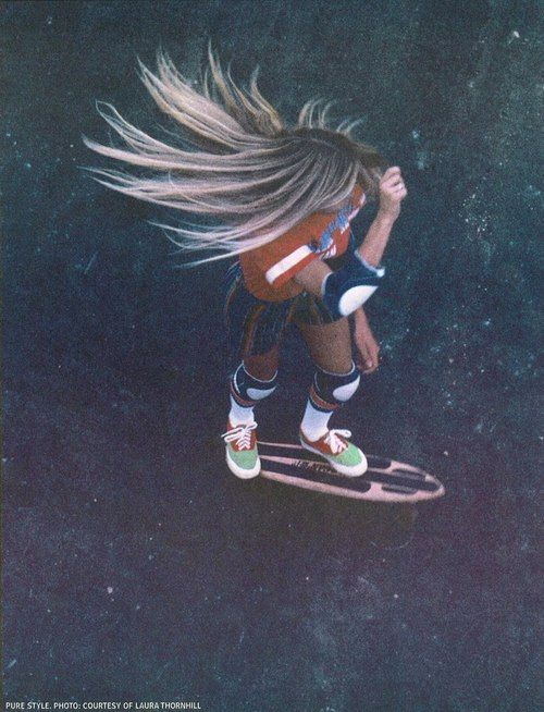 Grey Stacey Peralta, image from the 70′s, a legendary skater/surfer from Venice, Dogtown & Z Boys Crew