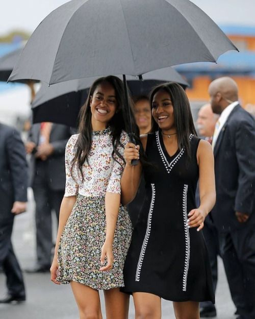 June 21 2015 Malia Sasha And Michelle Obama Leaving: 79 Best Images About President Obama Daughters