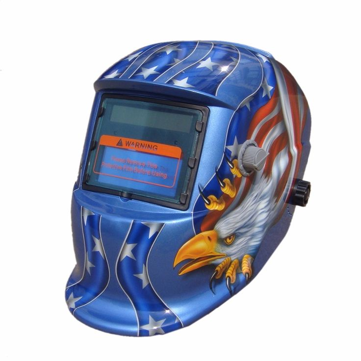 32.12$  Buy now - http://alivwm.shopchina.info/1/go.php?t=32813947944 - LY-BU Eagle Solar auto darkening TIG MIG MMA Electric Welding Mask/Helmet/Welding Lens for Welding Machine OR Plasma Cutter Blue  #buyininternet