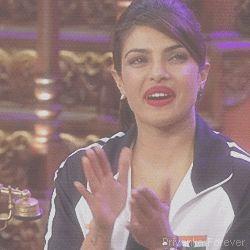 Priyanka Chopra at Comedy night with Kapil